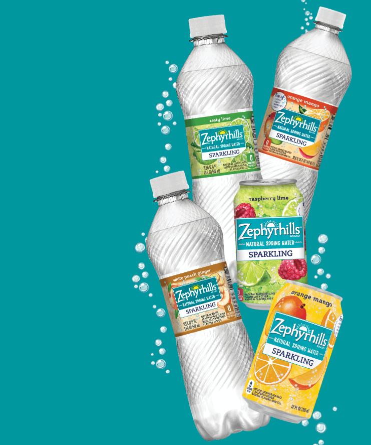 FREE 8-Pack of Nestle Brand Sparkling Water