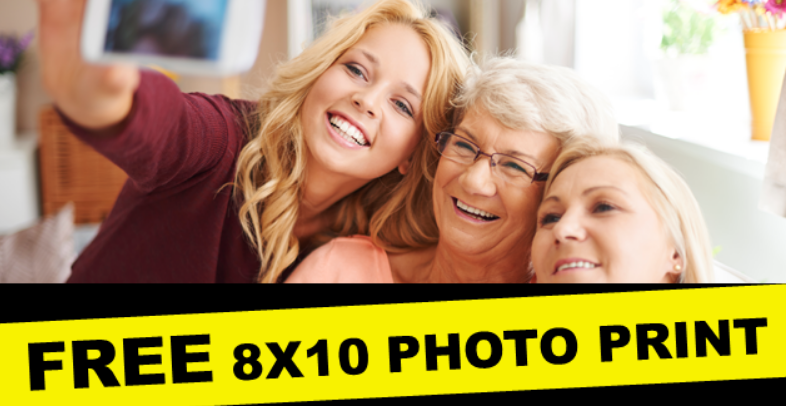 CVS – Free 8×10 Photo Print + Free In-Store Pickup! TODAY ONLY!