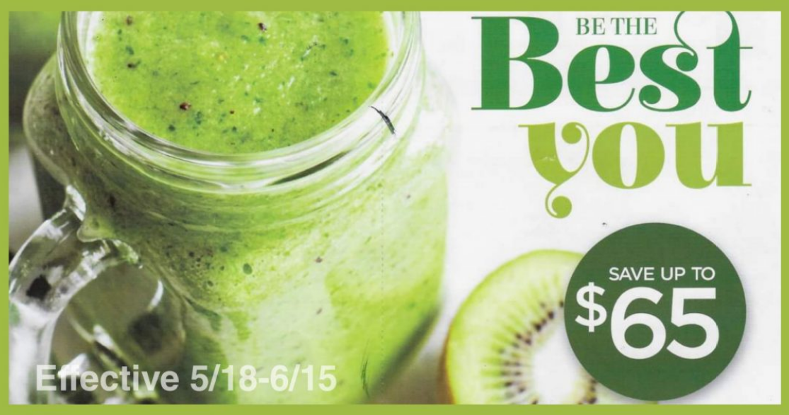 "Publix – New ""Be The Best You"" Coupon Booklet"