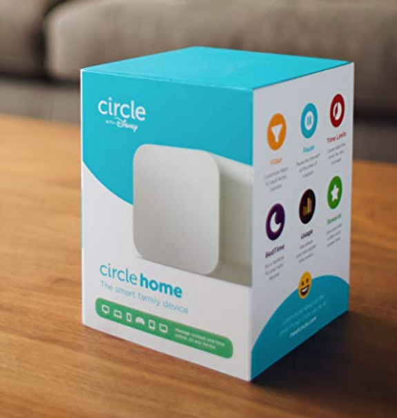 Amazon – Circle with Disney – In-Home Parental Controls for Wi-Fi Connected Devices Just $23.99, Reg $99!