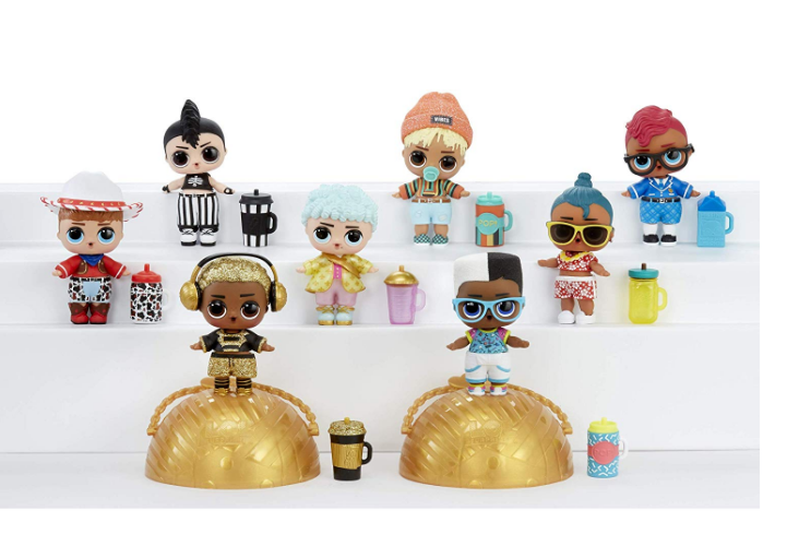 Amazon – L.O.L. Surprise! Boys Character Dolls Are Coming in June! Pre-Order NOW For Delivery In June!