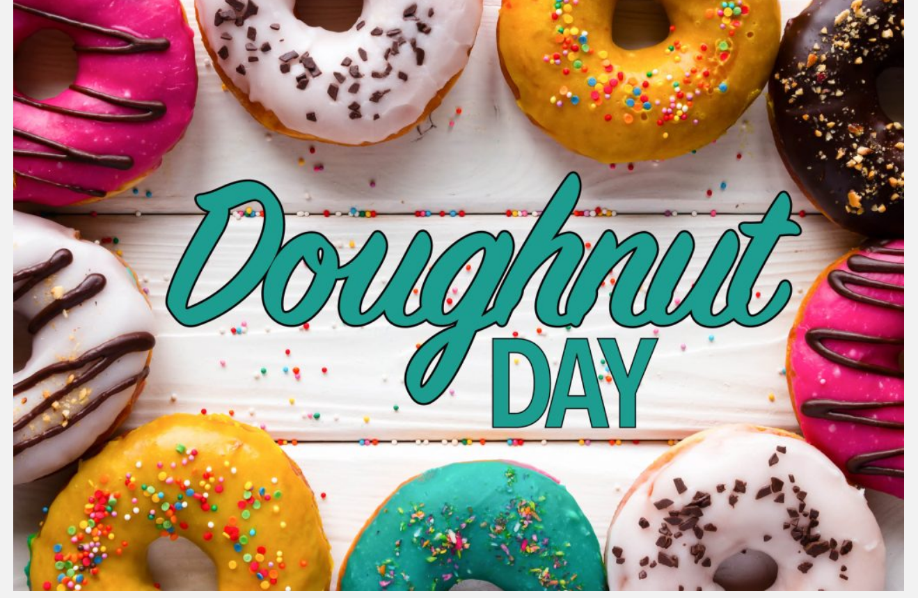 National Doughnut Day – See who Has FREE Doughnuts
