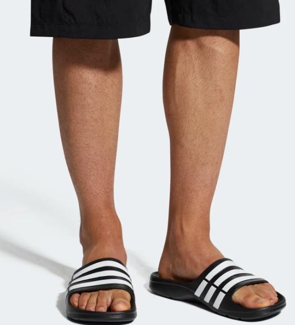 Adidas Men's Duramo Slides Only $8 Shipped (Regularly $20)