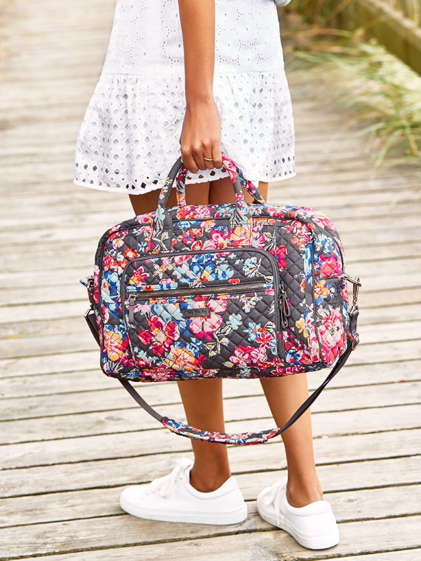 Vera Bradley – Take Additional 30% Off Sales Items = Weekender Travel Bag Only $27.65 Shipped! (Reg $98)