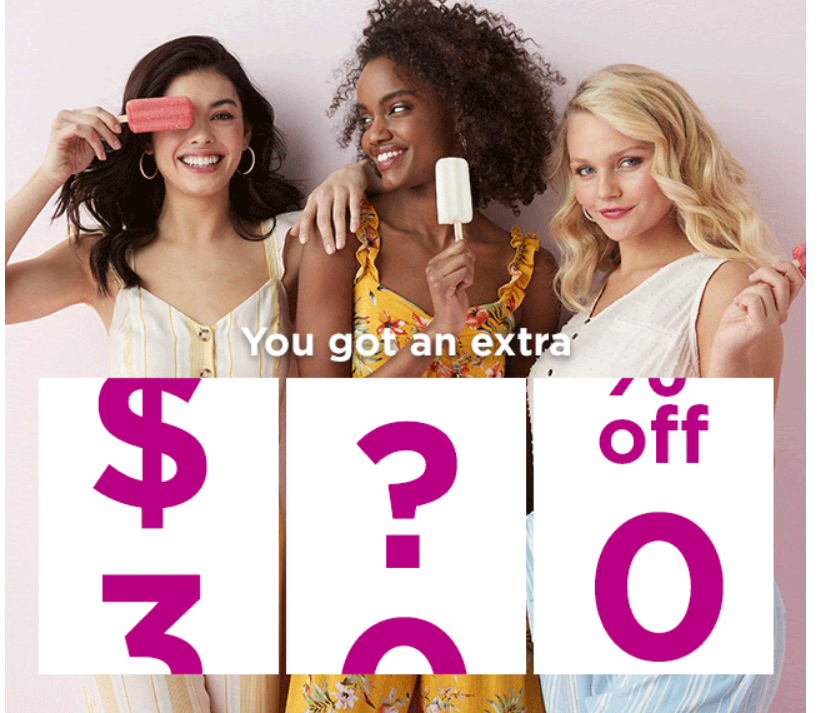 Kohl's – Up to 40% Off Entire Purchase w/ New Mystery Code (Check Your Inbox) Valid Today Only!