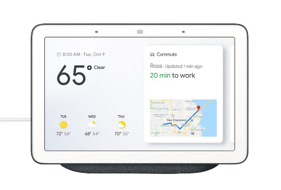 Google Home Hub 7″ Smart Display Only $58.99, Reg $69.50 + Free Shipping!