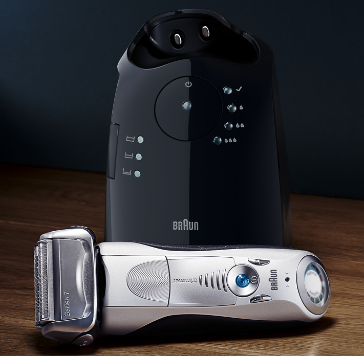 Walmart.com – Braun Men's Electric Foil Shaver, Rechargeable and Cordless Razor Only $199.94, Reg $289.94 + Free Shipping!