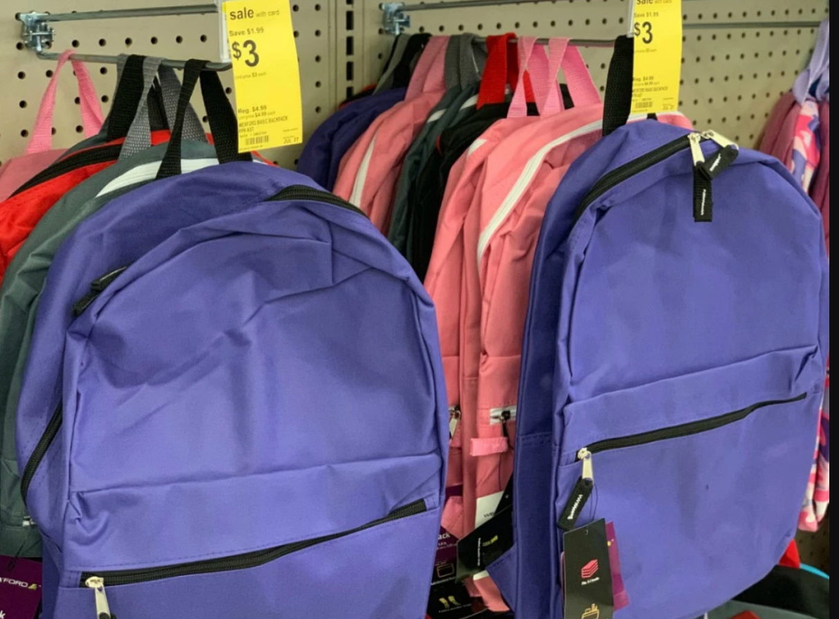 Walgreen's – Wexford Basic Backpacks Only $3 each!