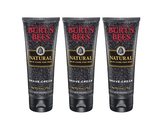 Amazon – 3 Pack of Burt's Bees Natural Skin Care for Men Shave Cream Only $5.67 Shipped!