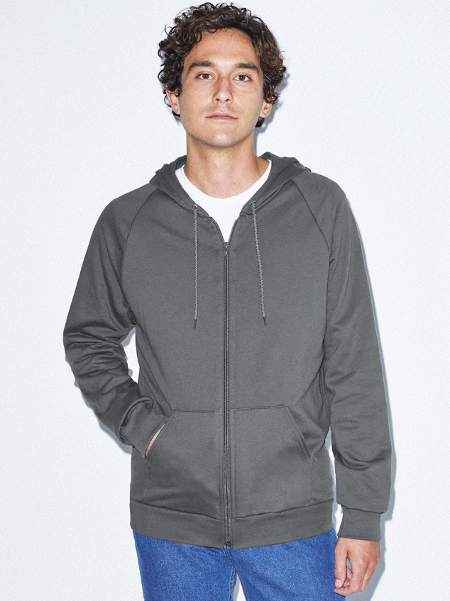 AmericanApparel.com – Additional 50% Off Sitewide W/Code = California Fleece Zip Hoodie Only $5.50, Reg $38 And Lots More!