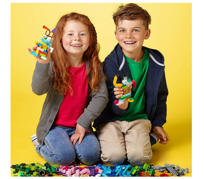 40% Off Select LEGO Building Sets