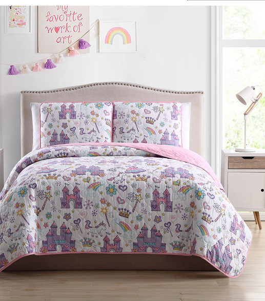 Zulily – Free Shipping Today Only! Kids Bedding as Low as $12.99!