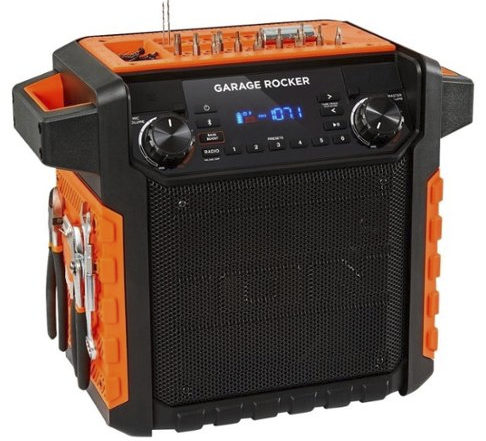 Best Buy- ION Audio Garage Rocker Portable Bluetooth Speaker/Radio Only $69.99, Reg $199.99 + Free Shipping!