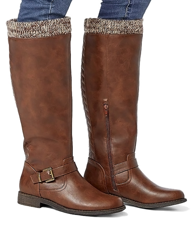Zulily – Women's JustFab Boots and Shoes Only $13.99, Reg Up To $65.00!