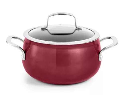 Macy's – 3 Quart Soup Pot Only $7.99 (Reg $44.99) After $12 Rebate + Free Store Pickup!