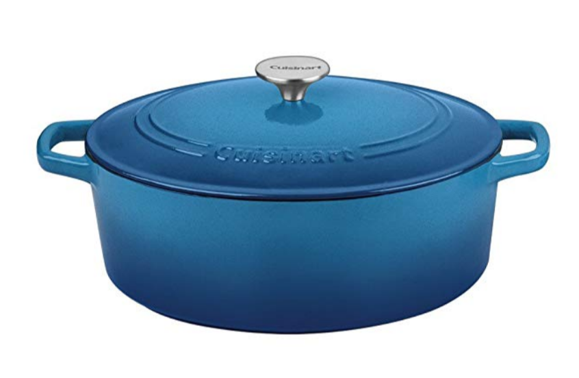 Amazon – Up To 46% Off Cuisinart Cast Iron Cookware (Today Only) + Free Shipping!
