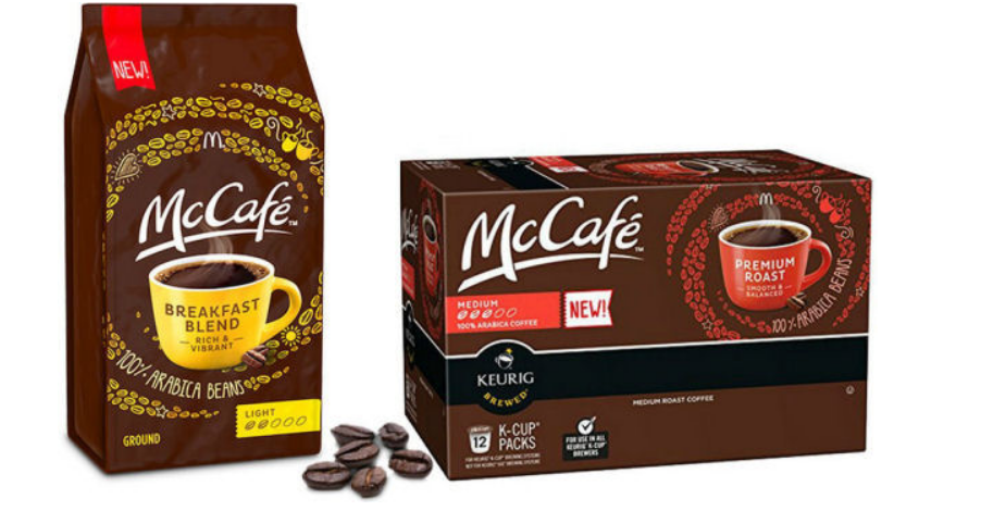 CVS Upcoming Deal – McCafé K-Cups or Ground Coffee Only $2 Each!