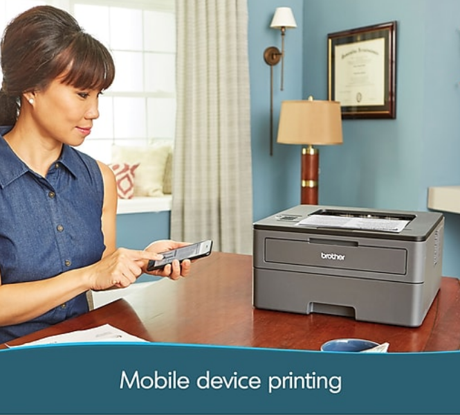 Staples.com – Wireless Brother Printer for $74.99, Reg. $129 + Free Shipping!