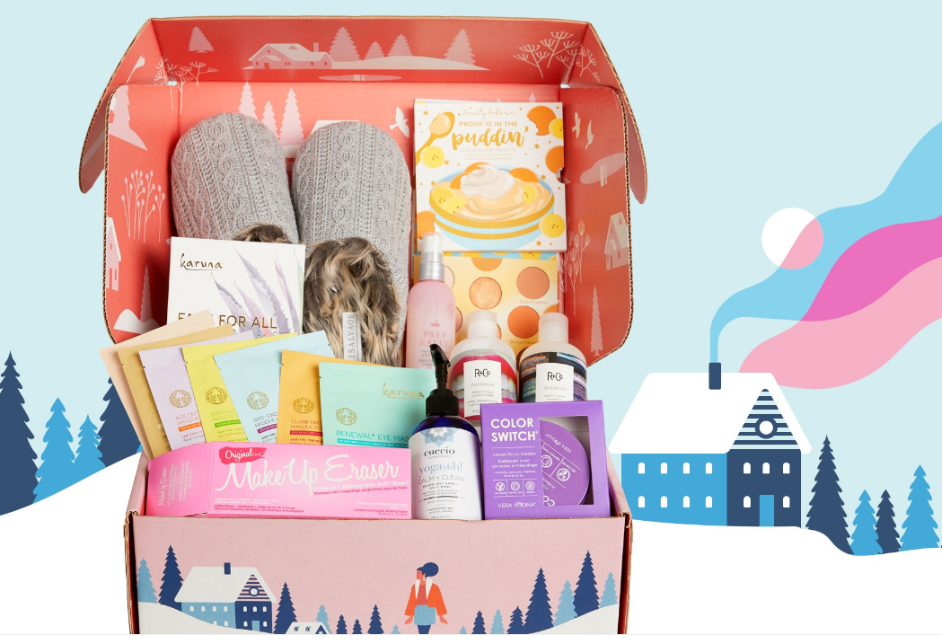 FabFitFun 2019 Winter Box Only $39.99 ($200 Value) For New Subscribers! Makes A Great Gift!