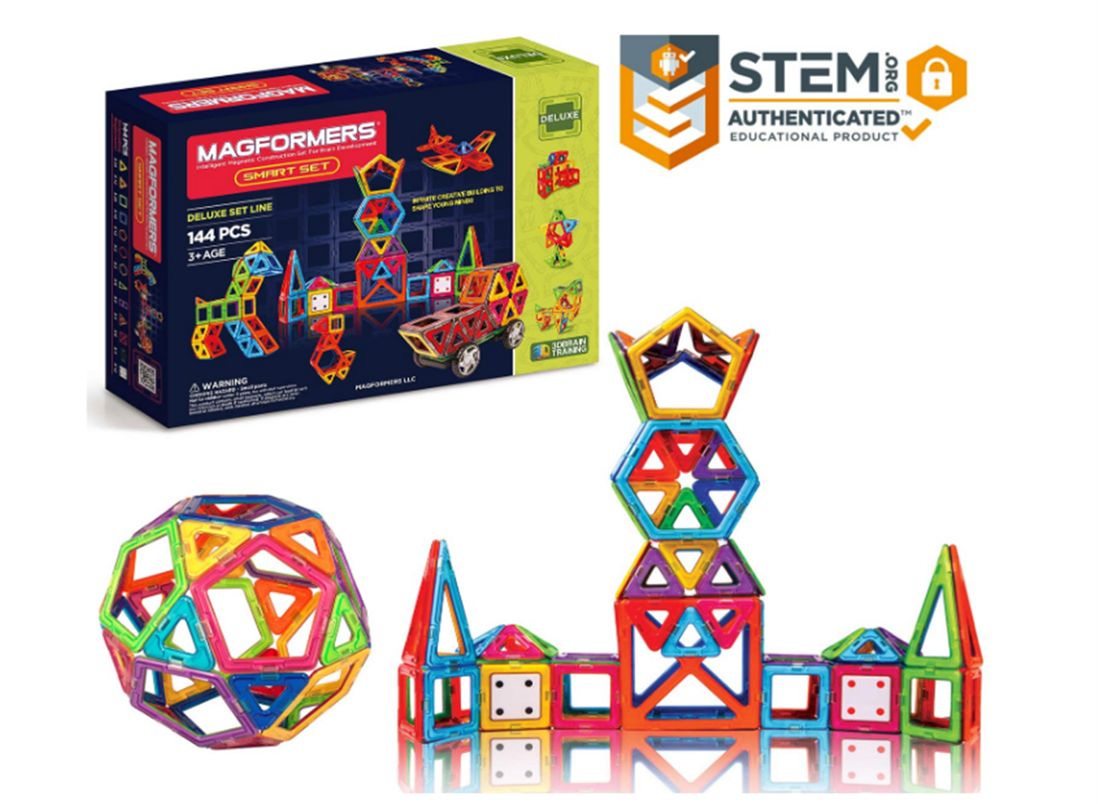 Amazon – Up To 70% Off Magformers Magnetic Blocks (Today Only)