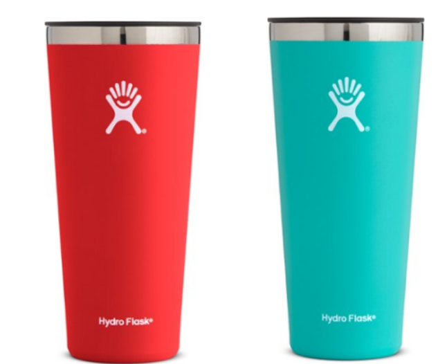 REI.com – 32-Oz Hydro Flask Vacuum Insulated Tumbler (Red or Mint) Only $17.79, Reg $39.95 + Free Store Pickup!