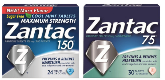 Buy 1 Zantac and Get 1 Free Coupon (Up to $9 Value) = Only $3.85 Each at Target