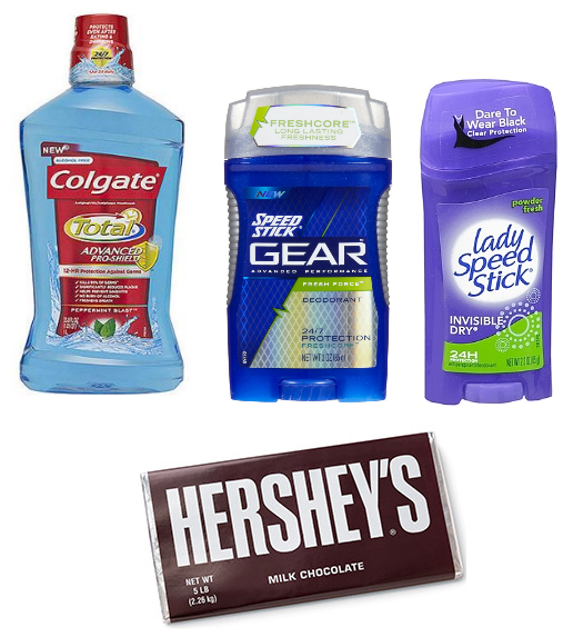 *HOT* Walgreen's Deal On Total Advanced Mouthwash, Lady Speed Stick AND Gear Deodorant AND Hershey Candy