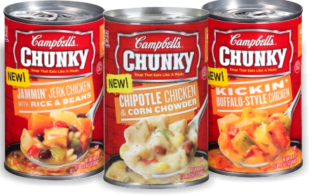 Cambpell's Chunky Soup