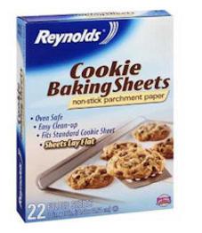 Box Top Members - Free Reynolds Cookie Baking Sheets