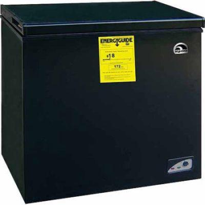Walmart – Igloo 5.1 cu ft Chest Freezer, Black Only $199.00 (Reg $259.00) + Free Shipping