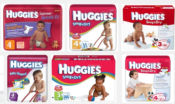 Huggies Diapers for $1.99 Per Pack at Publix Starting 2/06!