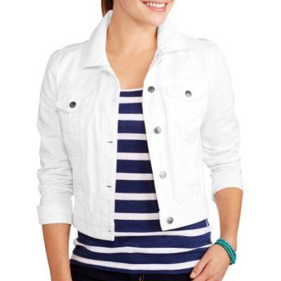 Walmart – Faded Glory Women's Classic Denim Jacket Multiple Colors  Only $7.00 (Reg $14.94) + Free Store Pickup
