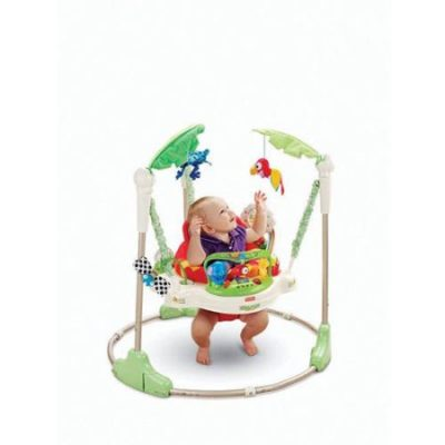 Walmart – Fisher-Price Rainforest Jumperoo Only $69.88 (Reg $84.97) + Free Shipping
