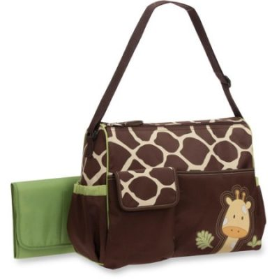 Walmart – Baby Boom – Diaper Bag, Giraffe Only $13.97 (Reg $14.98) + Free Store Pickup