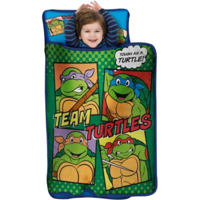 """Walmart – Teenage Mutant Ninja Turtles """"Tough As A Turtle"""" Toddler Nap Mat Only $14.99 (Reg $19.24) + Free Store Pickup"""