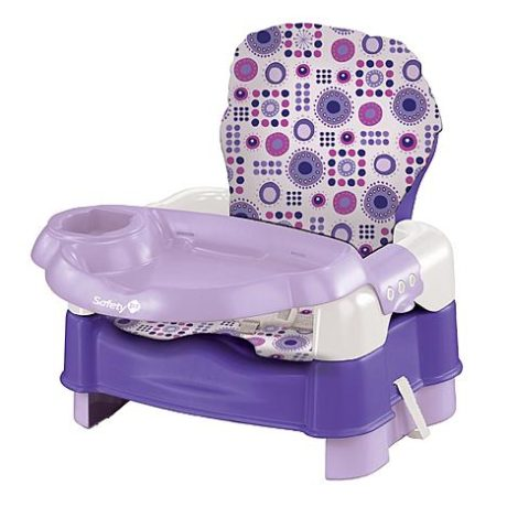 Sears – Safety 1st Lavendar with Full Pad Deluxe Sit, Snack, & Go Convertible Booster Only $29.99 (Reg $44.99) + Free Store Pickup
