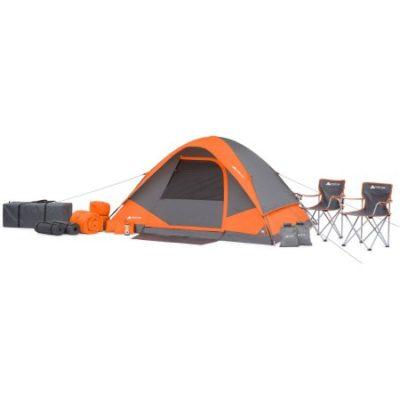Walmart – Ozark Trail 22 piece Camping Combo Set Only $99.00 (Reg $149.00) + Free Shipping