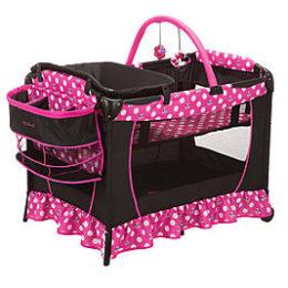 Kmart – Disney Baby Sweet Wonder Play Yard Minnie Dot Only $93.49 (Reg $109.99) + Free Shipping