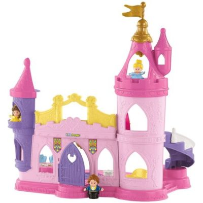 Walmart – Fisher-Price Disney Princess Musical Dancing Palace by Little People Only $24.97 (Reg $54.75) + Free Store Pickup