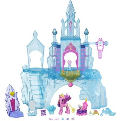Walmart – My Little Pony Explore Equestria Crystal Empire Castle Value Pack Only $29.78 (Reg $38.88) + Free Store Pickup