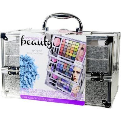 Walmart – The Color Workshop Encased in Beauty Makeup Collection, 107 Pc Only $17.42 (Reg $24.88) + Free Store Pickup