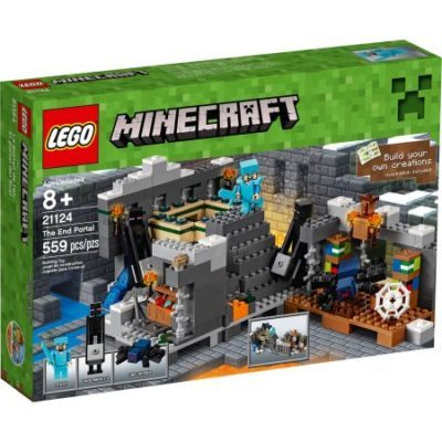 Walmart – LEGO Minecraft The End Portal 21124 Only $32.82 (Reg $59.99) + Free Store Pickup