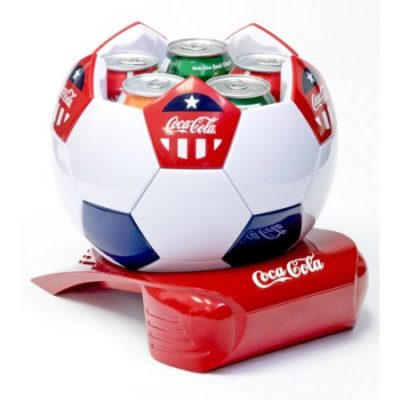 Walmart – Coca Cola Soccer Ball Cooler Only $39.99 (Reg $55.06) + Free Store Pickup