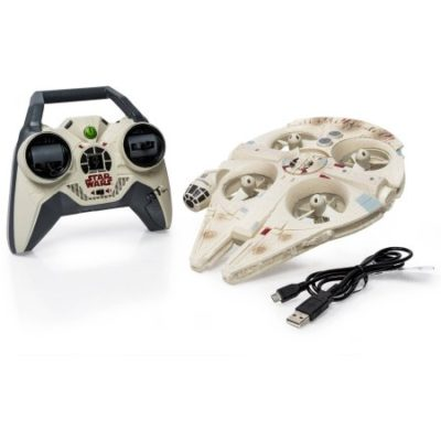Walmart – Air Hogs Star Wars Remote Control Millennium Falcon Only $49.99 (Reg $96.00) + Free Store Pickup