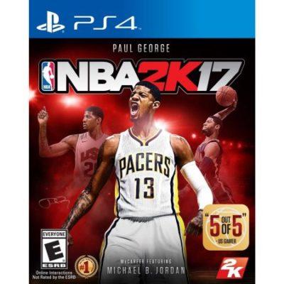 Walmart – NBA 2K17 (PS4) Only $39.82 (Reg $59.96) + Free Store Pickup