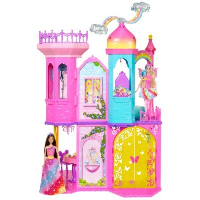 Walmart – Barbie Rainbow Cove Princess Castle Playset Only $49.00 (Reg $94.00) + Free Store Pickup