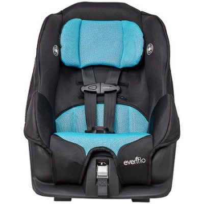 Walmart – Evenflo Tribute LX Convertible Car Seat, Neptune Only $56.97 (Reg $94.90) + Free Shipping