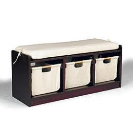 Kmart – WonkaWoo Deluxe Children's Storage Bench – Espresso Only $89.41 (Reg $98.99) + Free Shipping