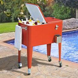 Kmart – Sunjoy Carmine 60QT Patio Cooler Only $116.47 (Reg $199.99) + Free Shipping