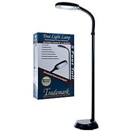 Sears – Trademark Home Black Deluxe Sunlight Floor Lamp 5 Feet Only $35.43 (Reg $51.99) + Free Store Pickup